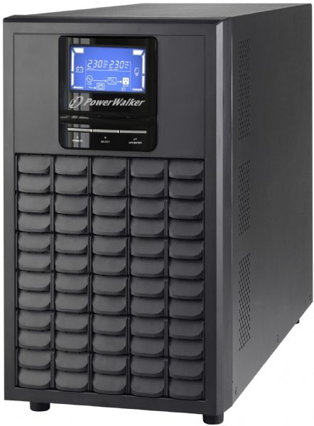 PowerWalker VFI 3000 C LCD/IEC/UK UPS 2400W Tower
